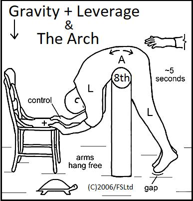 Gravity - Leverage - Arch